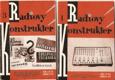 Radiový konstruktér 1, 3, 4 a 6/1973