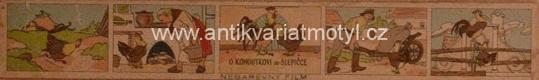 A. Janíčková - O kohoutkovi a slepičce (il. V. Boukal)