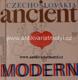 Czechoslovakia ancient and modern (Československo staré a nové) (typografie Jiří Rathouský)