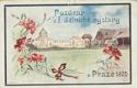 Pohled 51807  Pozdrav z I. dělnické výstavy v Praze 1902