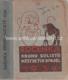 Ročenka kruhu solistů městských divadel 1934