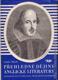 Přehledné dějiny anglické literatury
