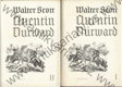 Quentin Durward - 2 svazky (Díl I. a II.)