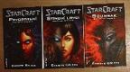 StarCraft - Sága Temných templářů I.-III. (Prvorození, Stínoví lovci, Soumrak)