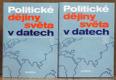 Politické dějiny světa v datech  I. II.