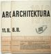 Architektura 8,11/II (1940)